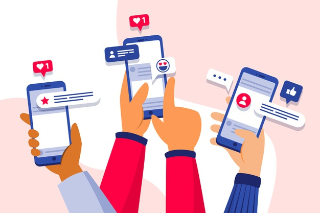 Social curation