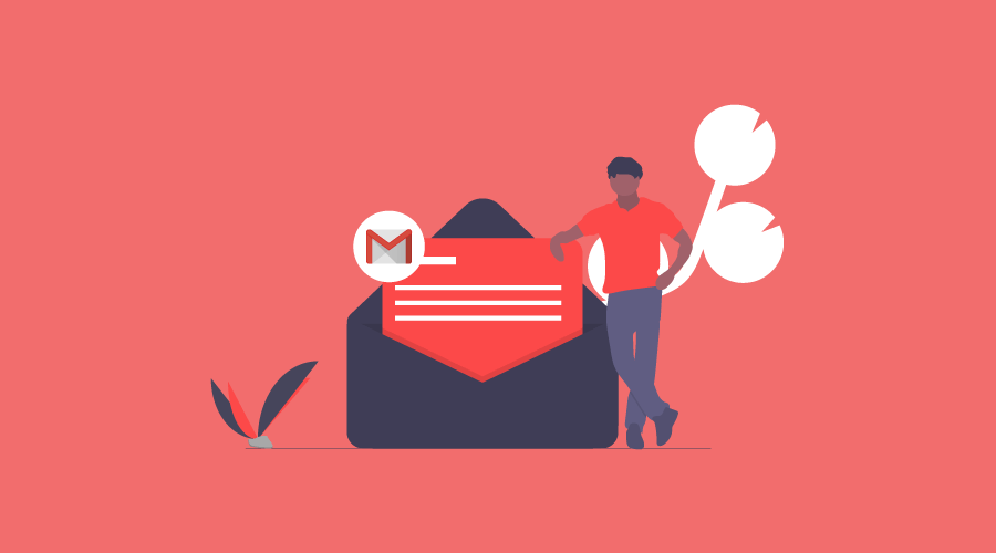 Benefits of gmail newsletter - blog banner
