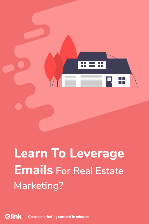 Real estate email marketing - pinterest