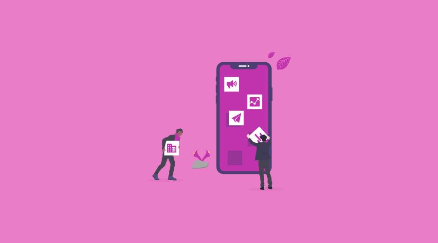 benefits of content aggregation - blog banner