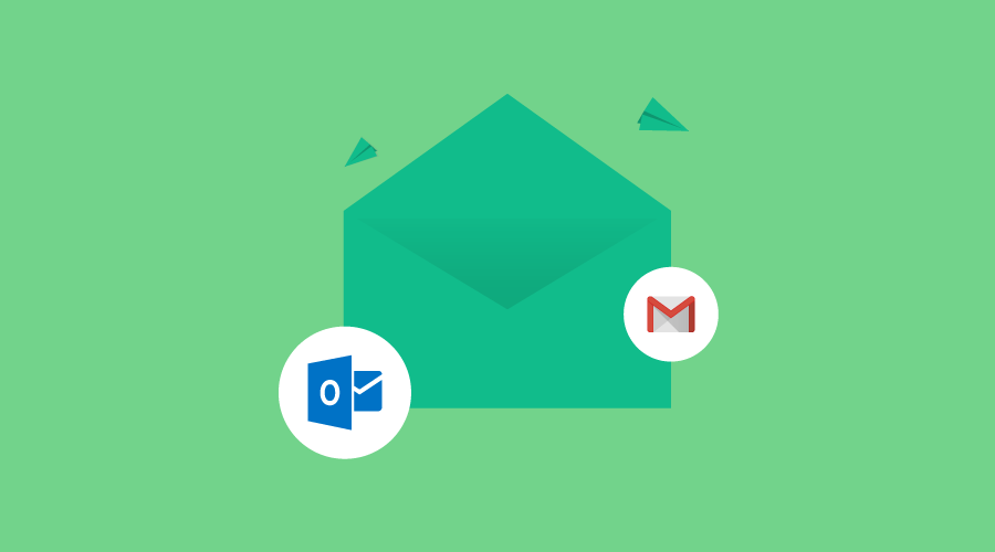 Avoid gmail and outlook to send bulk emails - blog banner