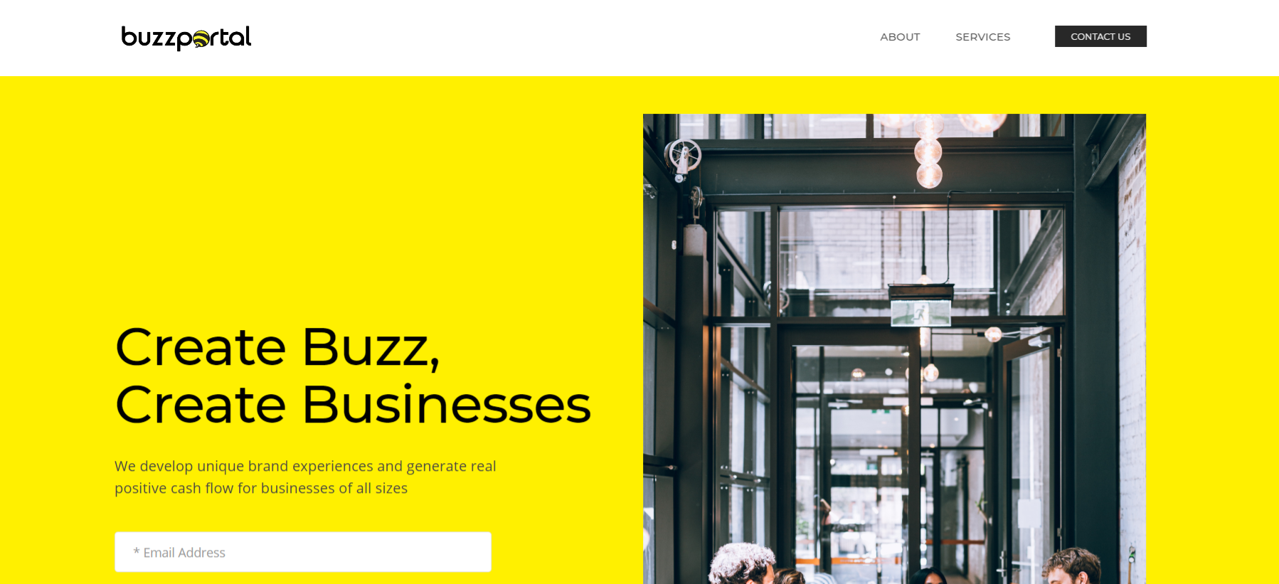 Buzzportal: Online marketing automation tool