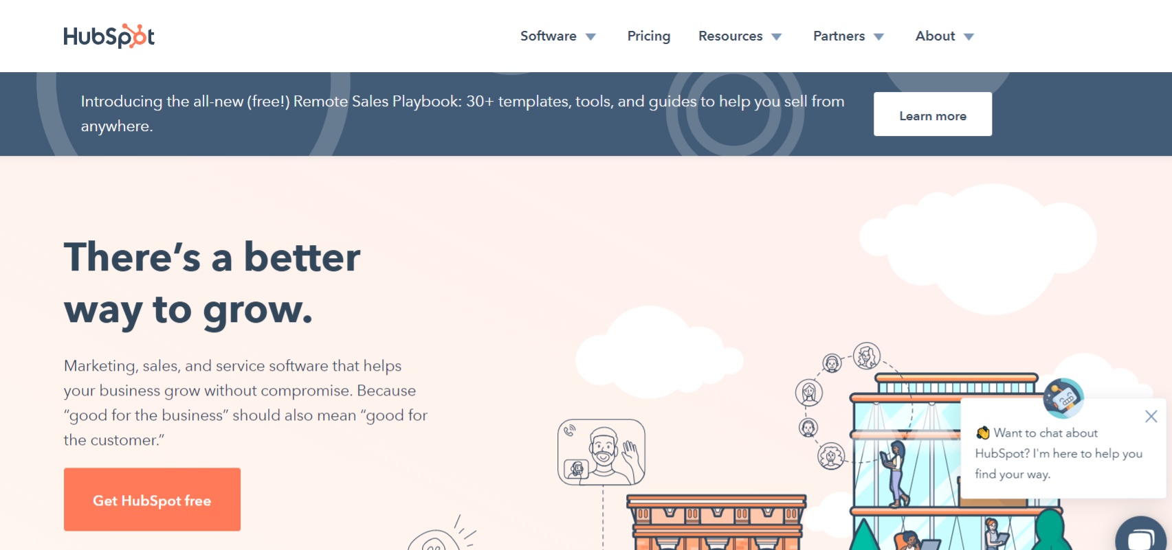 Hubspot: Online marketing automation tool