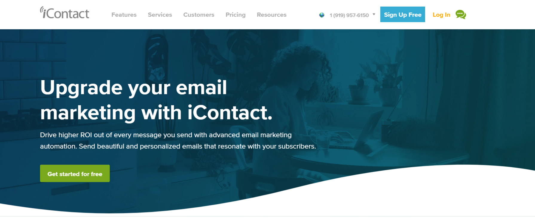 iContact: Online marketing automation tool