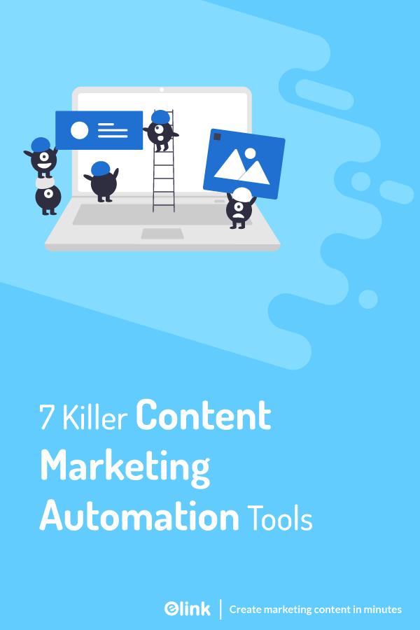 Content marketing automation tools - pinterest