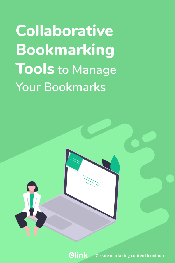 Collaborative bookmarking tools - pinterest