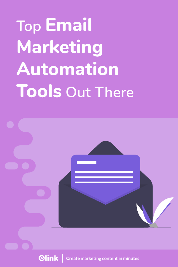 Email marketing automation tools - pinterest