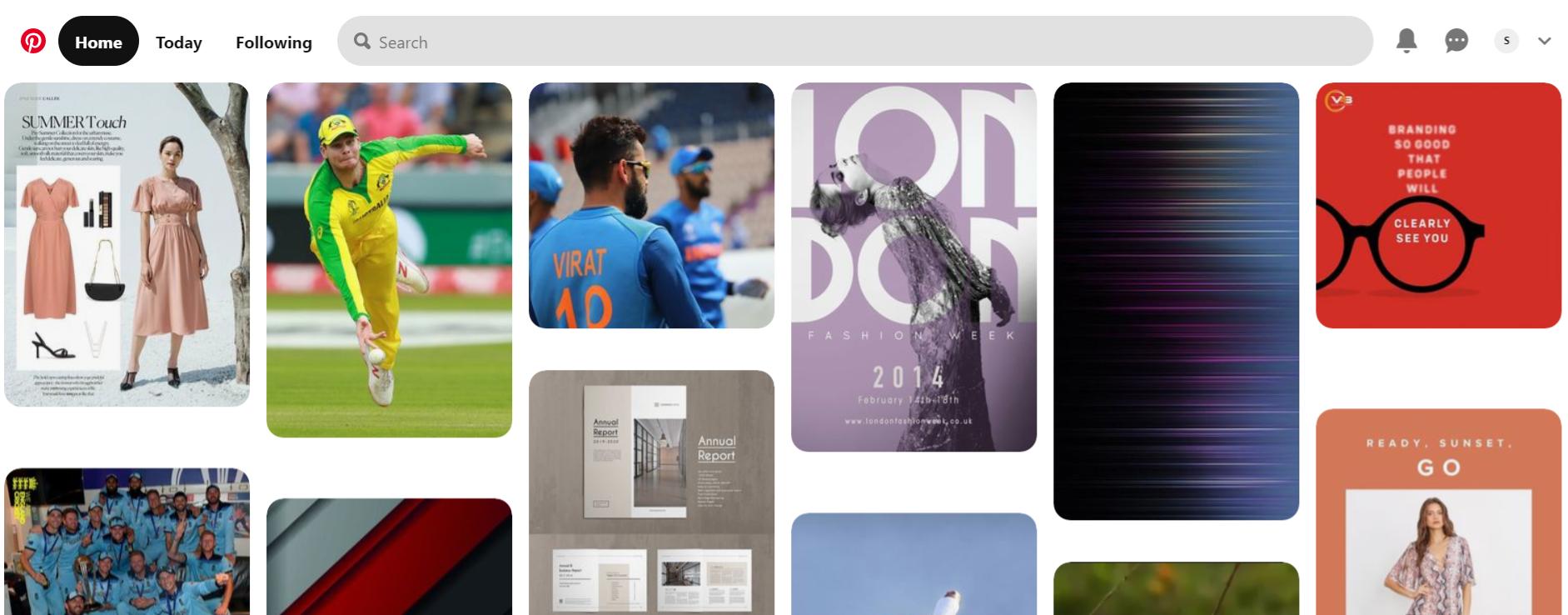 Pinterest: Collaborative bookmarking tools
