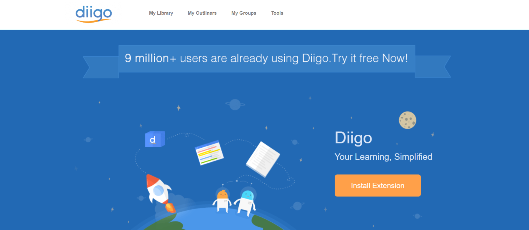 Diigo: Collaborative bookmarking tools