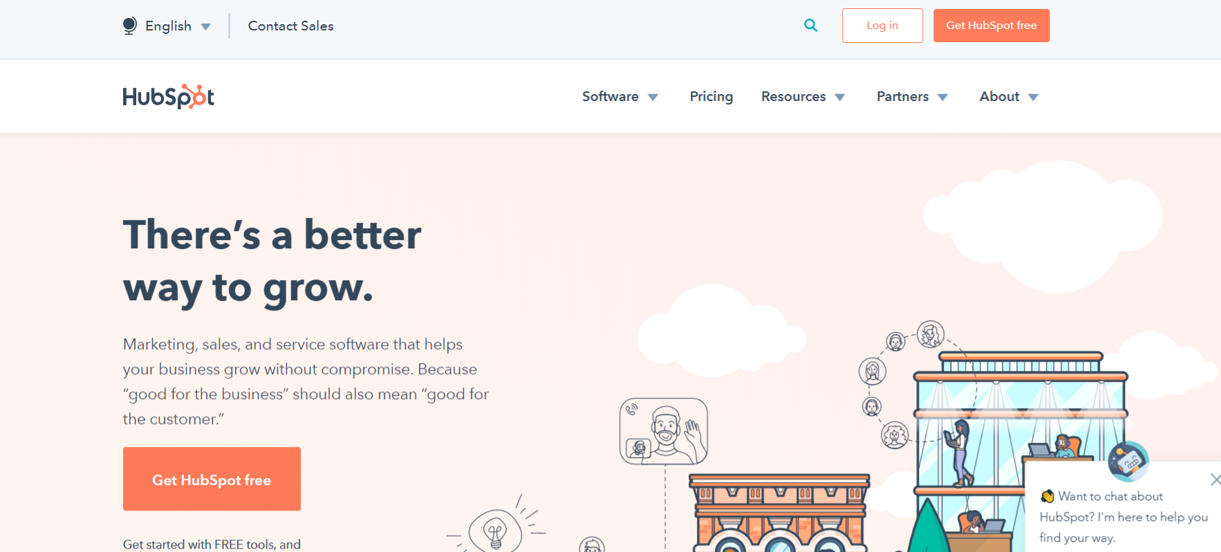 Hubspot: Email marketing automation tool