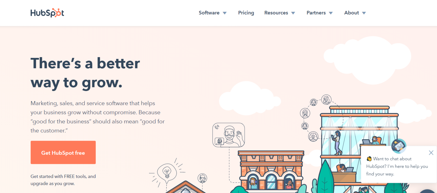 Hubspot: Content marketing automation tool