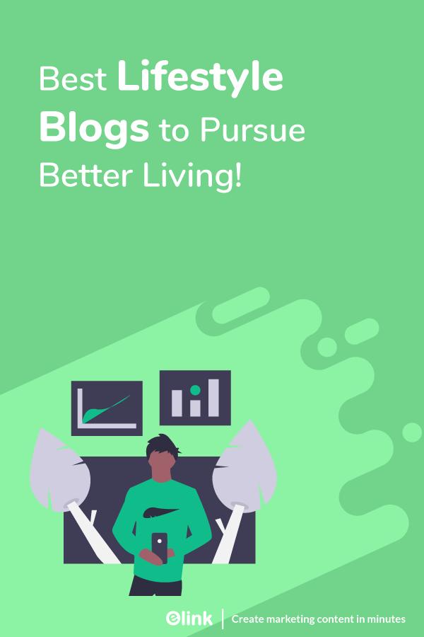 Lifestyle blogs - pinterest