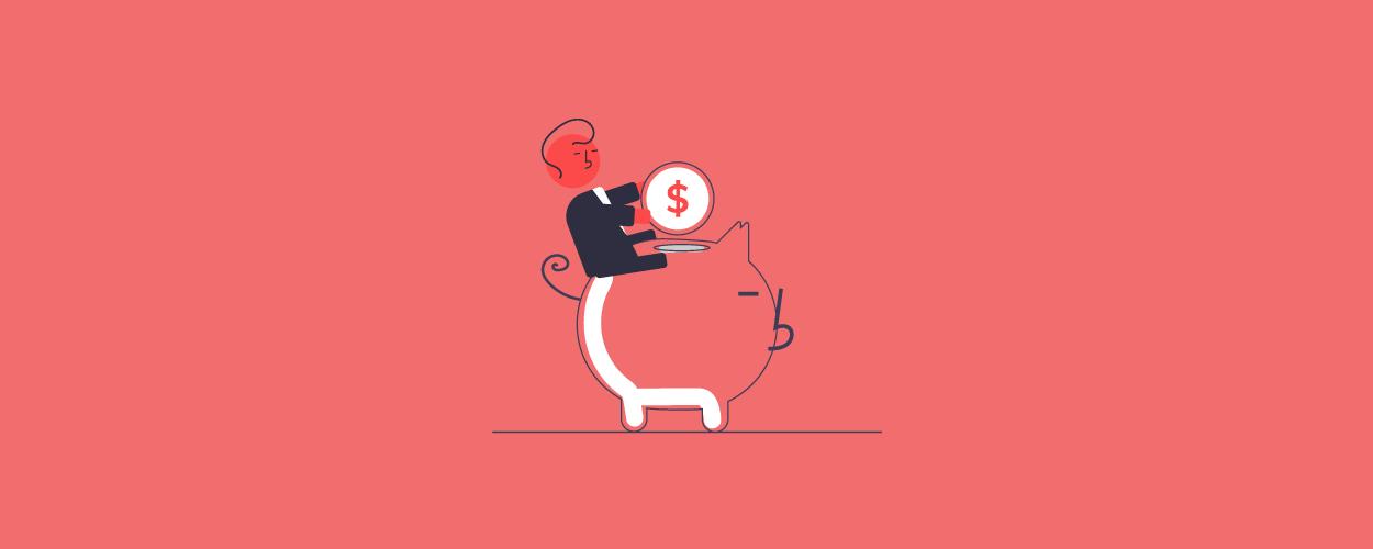 Personal finance blogs - blog banner