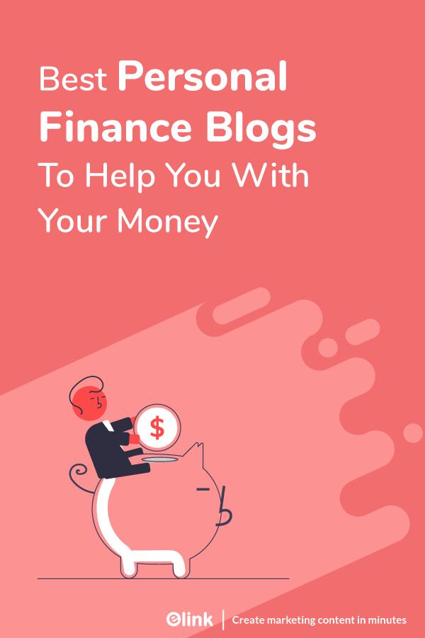 Personal finance blogs - pinterest