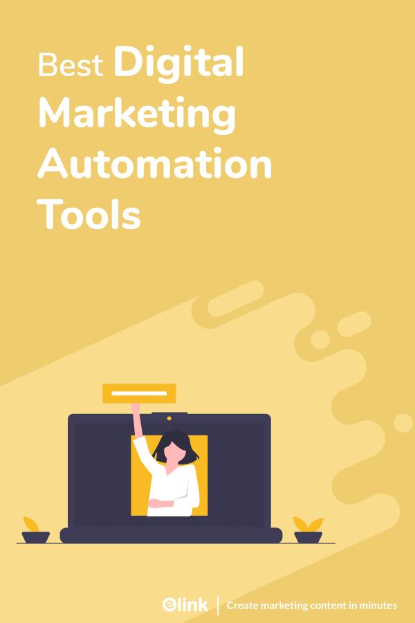 Digital Marketing automation tools - Pinterest