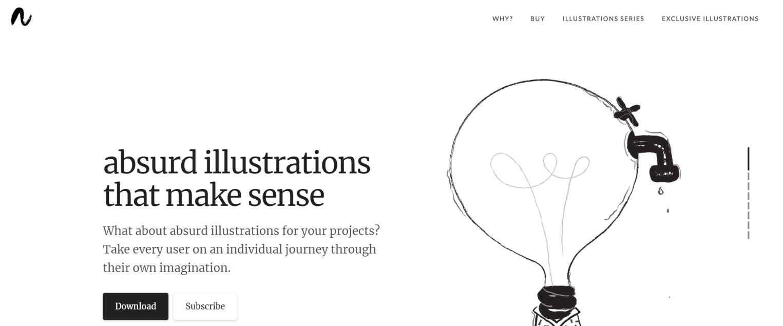 Ansurd Design: Free illustrations
