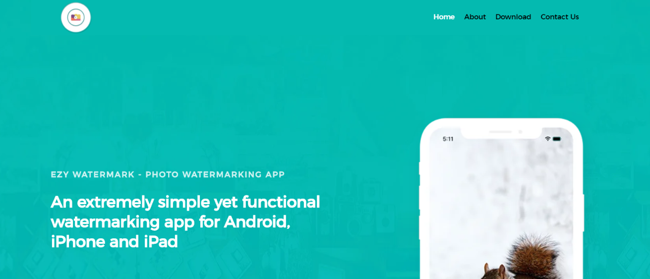 eZY Watermark: Watermark app