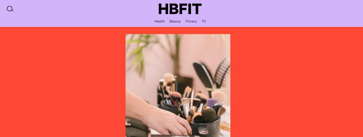 HBFit: Lifestyle blog