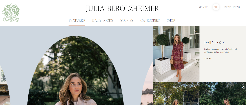 Gal meets glam: Lifestyle blog