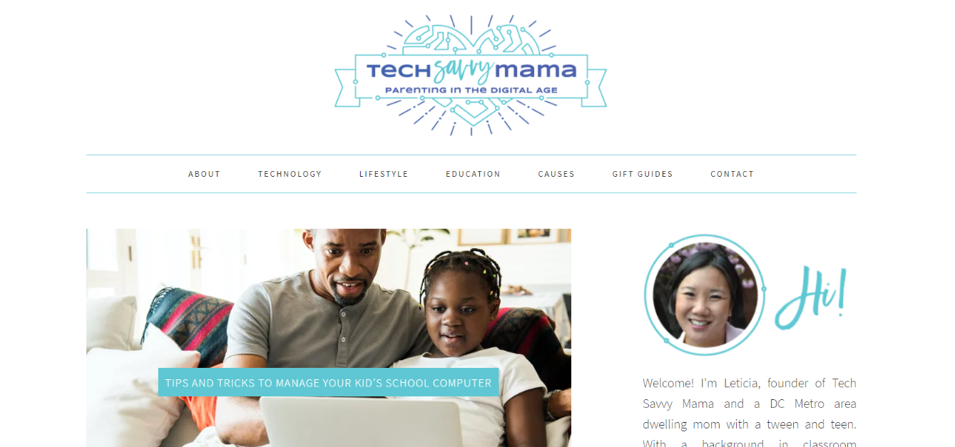 Tech savvy mama: Mommy blog