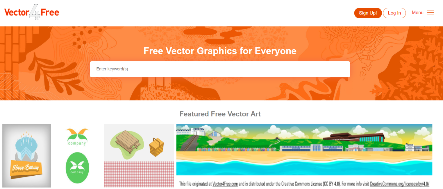 Vector free: Free illustrations