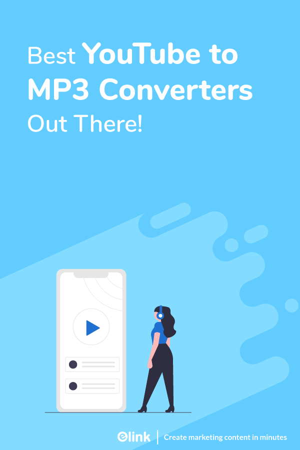 Youtube to mp3 converters- pinterest