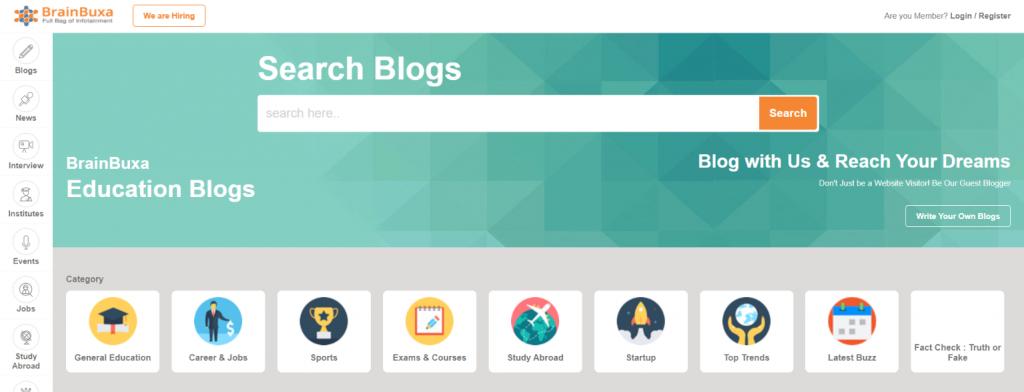 Brainbuxa blogs: Educational blog