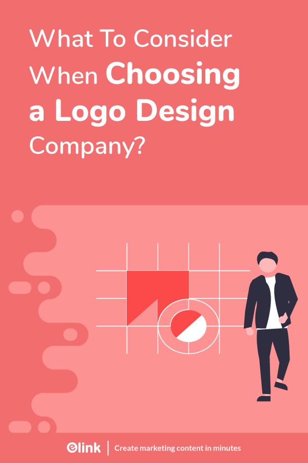 Choosing a logo design company - pinterest