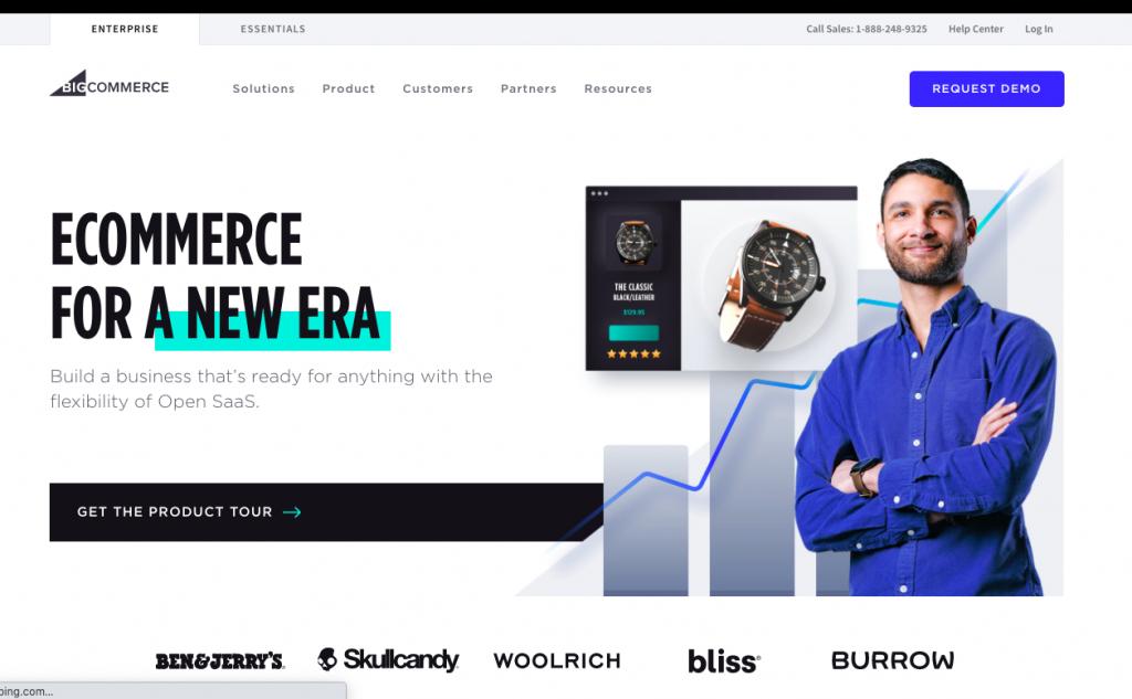 Big Commerce: Ecommerce tool