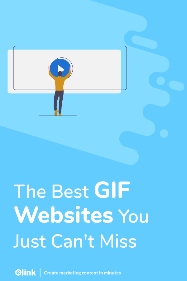 Gif websites and blogs - pinterest