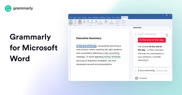 Grammarly: Tool for freelancers