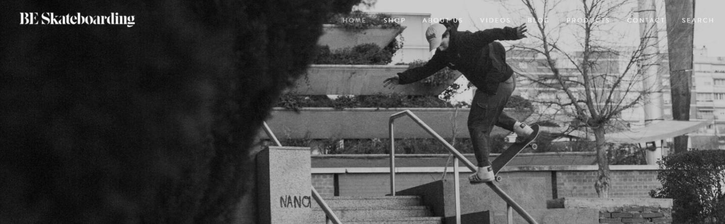 Be skateboarding: Skateboard magazine and publication