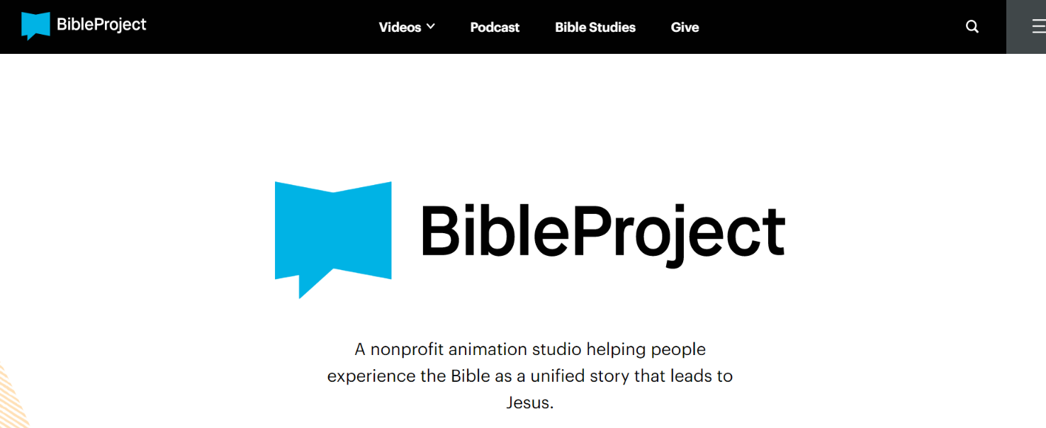 The bible project: Christian podcast