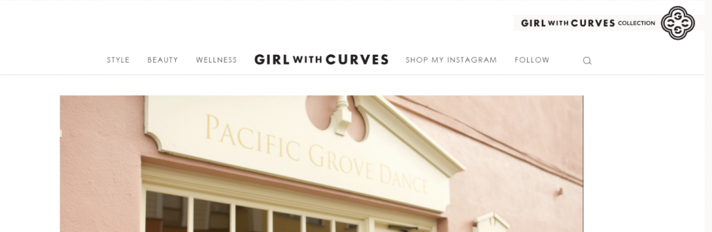 Girl with curves: Fashion blog and website
