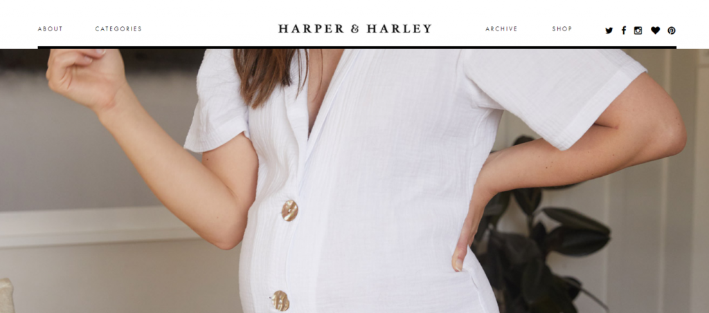 Harper and harley: Fashion blog and website