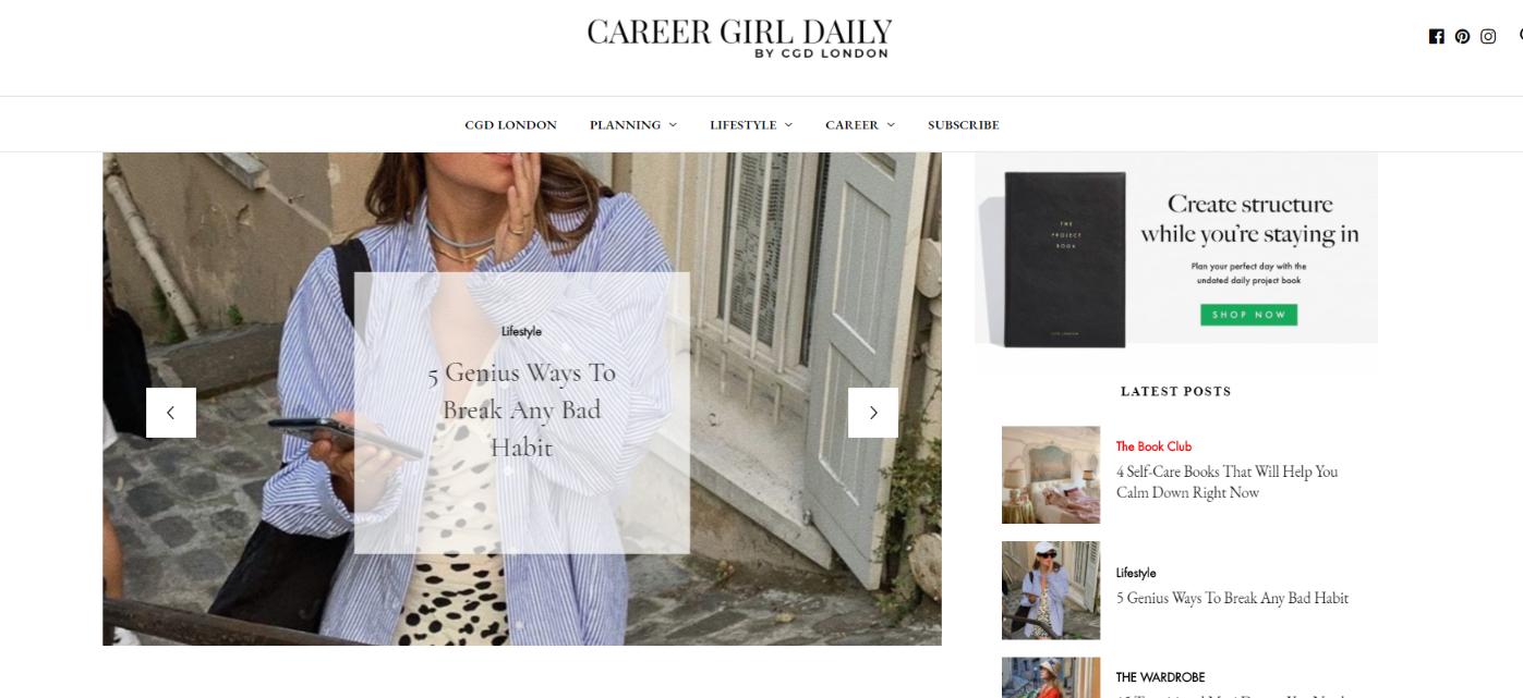 Creer girl daily: Women blog and website