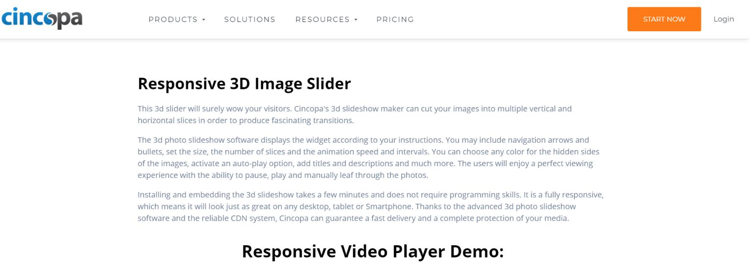 Responsive slider:  WordPress slider and carousel plugin