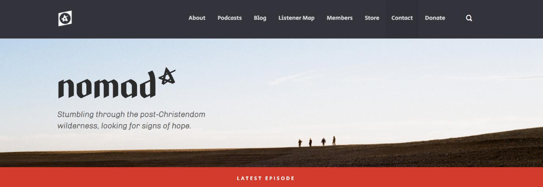 Nomad: Christian podcast