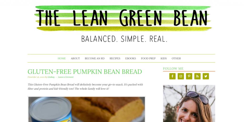 Theleangreenbean: Women blog and website