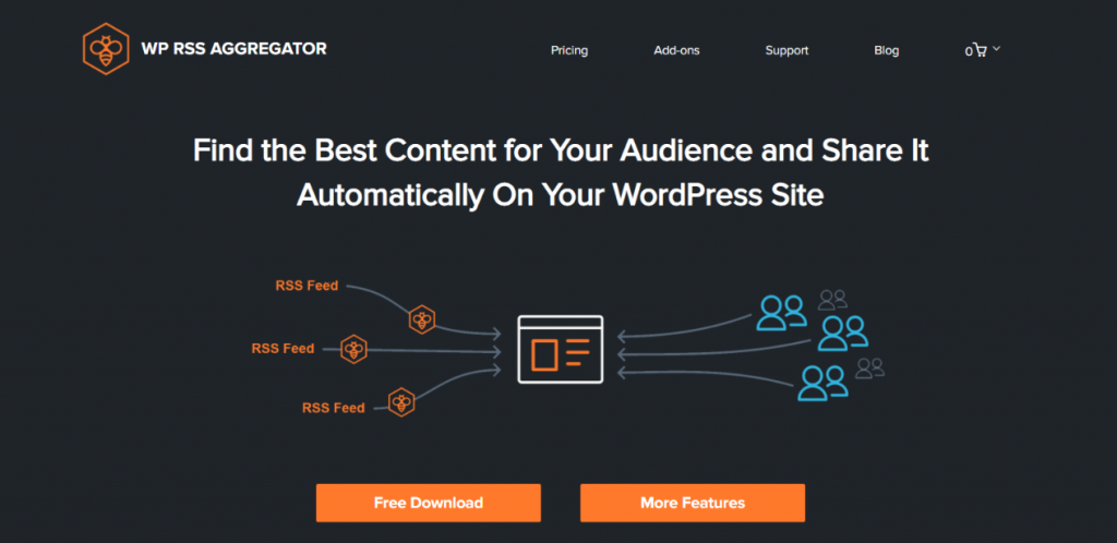 Wp Rss Aggregator: WordPress Rss feed plugin
