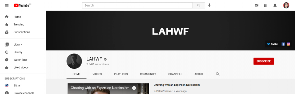 lahwf: Prank youtube channel