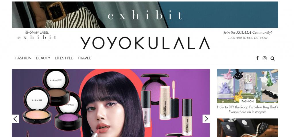 yoyokulala: Fashion blog and website