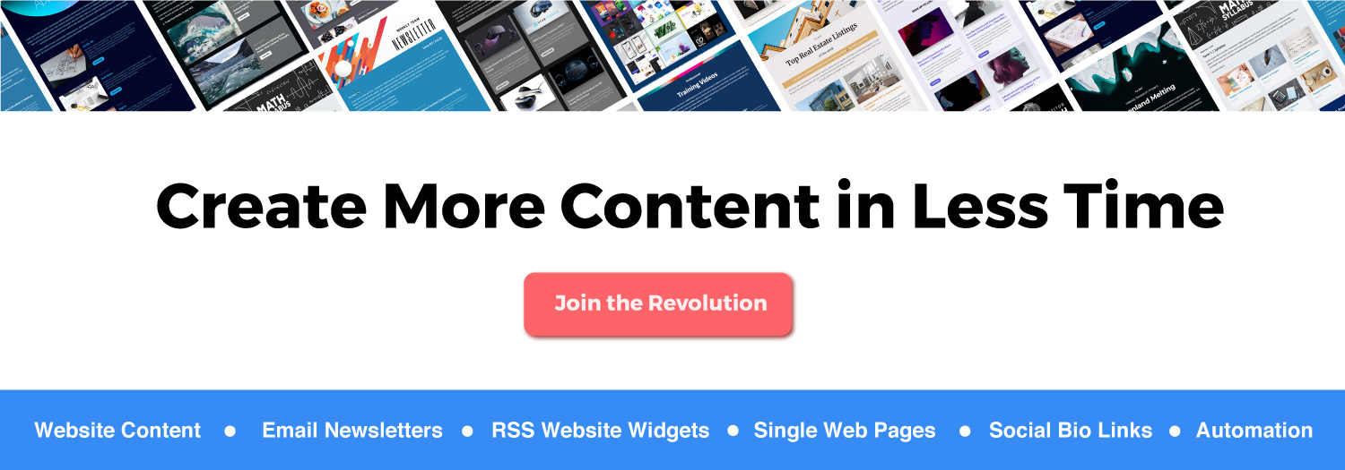 Ellink.io: Create more content in less time