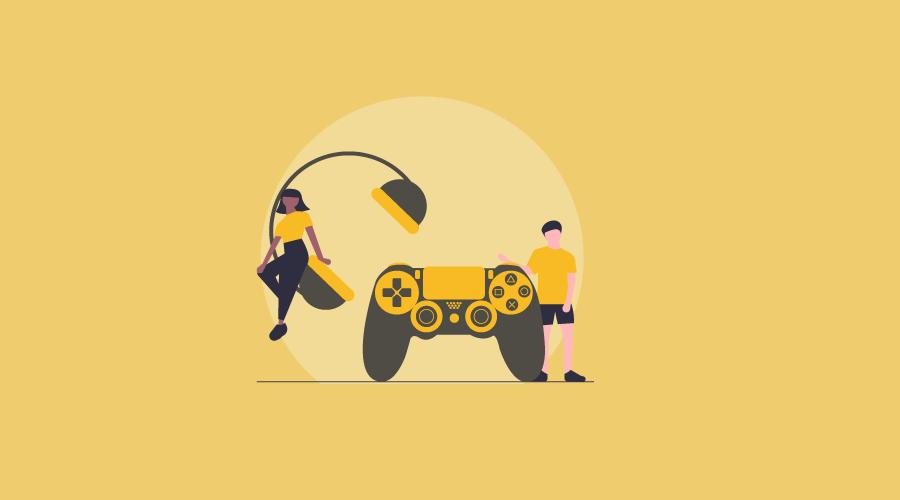 Gaming blogs and websites - blog banner