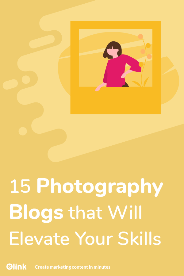 photography blogs and websites - pinterest