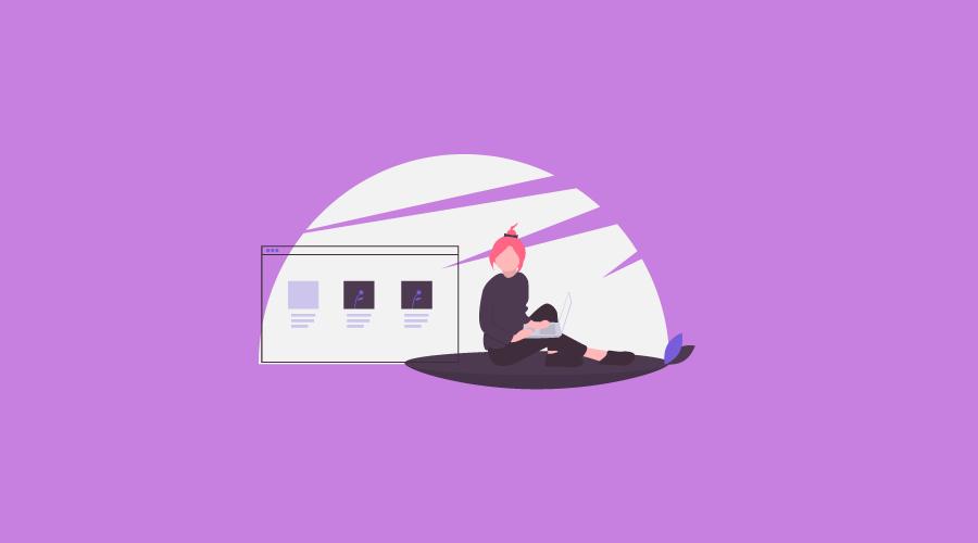 Wix apps for websites - blog banner