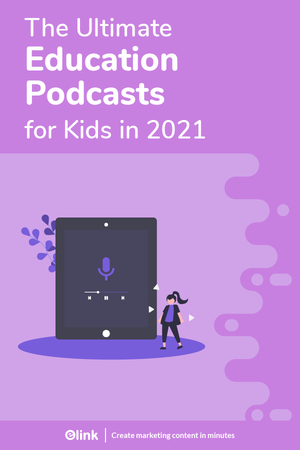 Podcasts for kids - pinterest