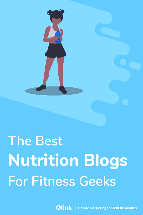 Nutrition blogs and websites - pintersest