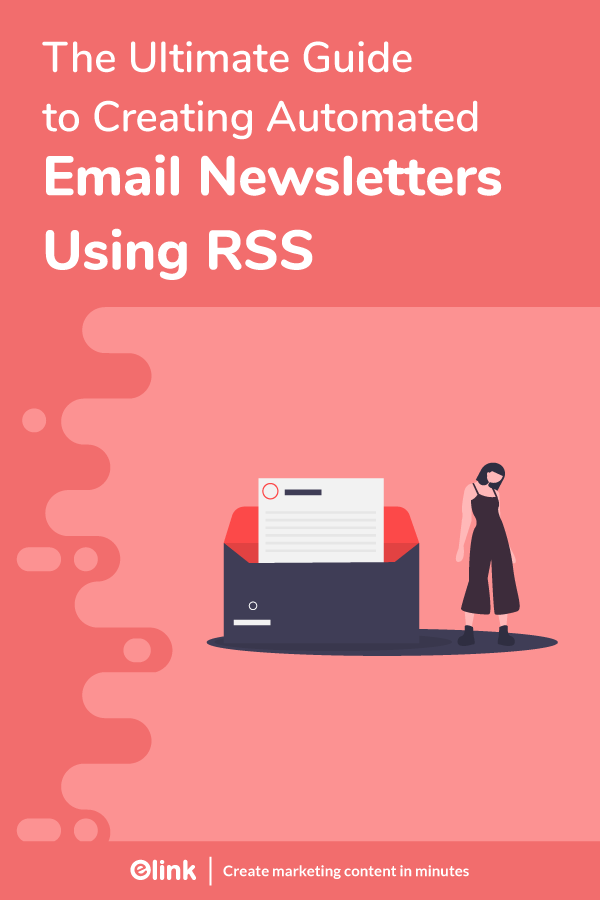 Rss to email - Pinterest