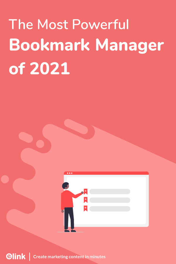 elink.io: The most powerful bookmark manager - pinterest